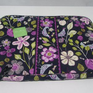 Vera Bradley Laptop Case in Floral Nightingale